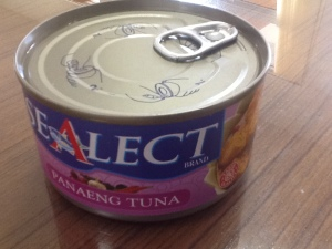 Lunch in a Can