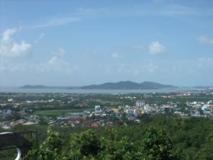 A view of Songkla